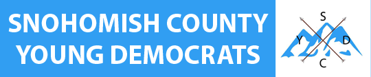 Snohomish County Young Democrats logo